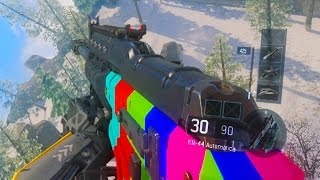 MULTICOLOR POWER!! - BLACK OPS 3