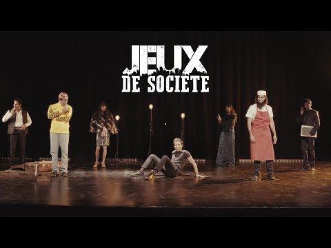BIENVENUE DANS JEUX DE SOCIÉTÉ, LE ONE-MAN-SHOW DE JALIL TIJANI