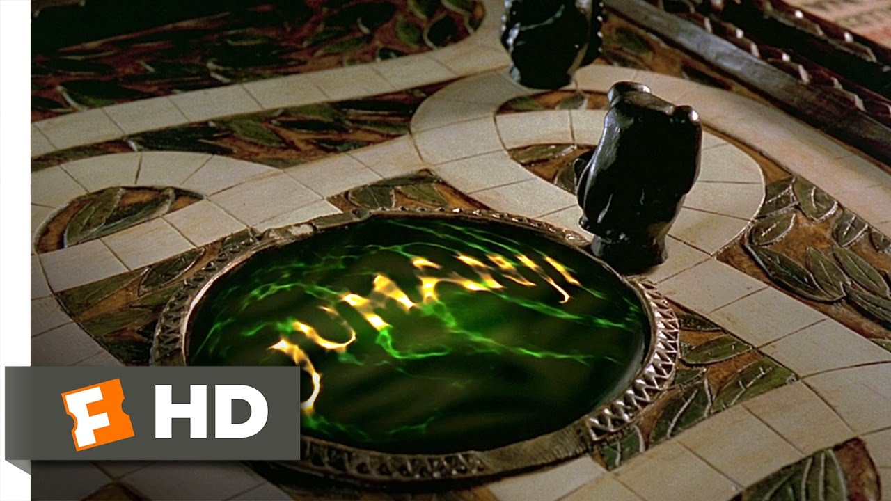 jumanji full movie download 1995