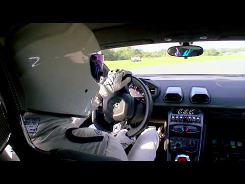 StigCam: Lamborghini Huracan Power Lap – Series 22, Episode 1 – Top Gear