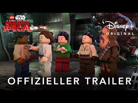 LEGO Star Wars Holiday Special - Offizieller Trailer // Ab 17. November auf Disney+ | Disney+