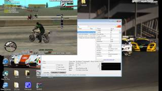 GTA SAN ANDREAS MULTIPLAYER(Vidéo Test)
