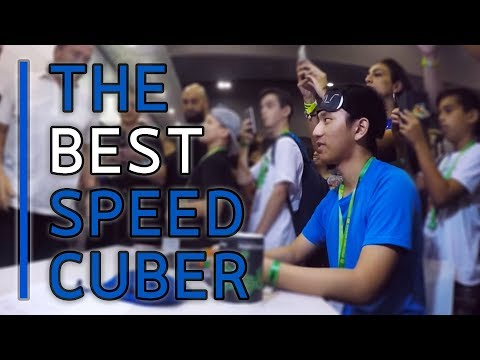 Why Jack Cai Is Objectively The BEST Speedcuber!
