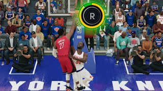 NBA 2K22 My Career PS5 - Investor! Shoved Randle After Poster! EP 24