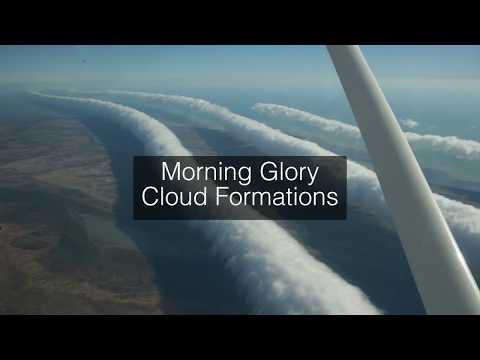 Estas son las morning glory, las nubes más espectaculares del mundo