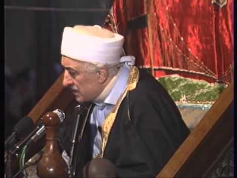 SÜLEYMANİYE-5. SABRIN GÜCÜ Süleymaniye Camii/ İSTANBUL 20 Mayıs 1990 Fethullah Gülen