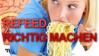 biochemie des refeeds carbs schilddrse fettverbrennung ankurbeln t4 t3 abnehmen