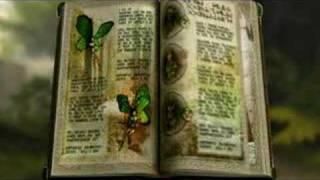Zanzarah PC Game Magic Book Message 1