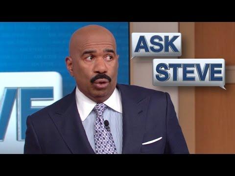 Ask Steve: Yo' momma tired of you || STEVE HARVEY