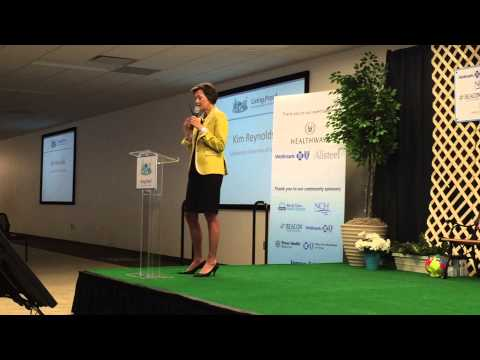 Lieutenant Governor of Iowa Kim Reynolds Appreciates Blue Zones Effort