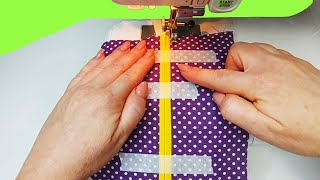 Sewing tricks and tricks that will greatly simplify sewing (selection number 12)/sewing life hacks
