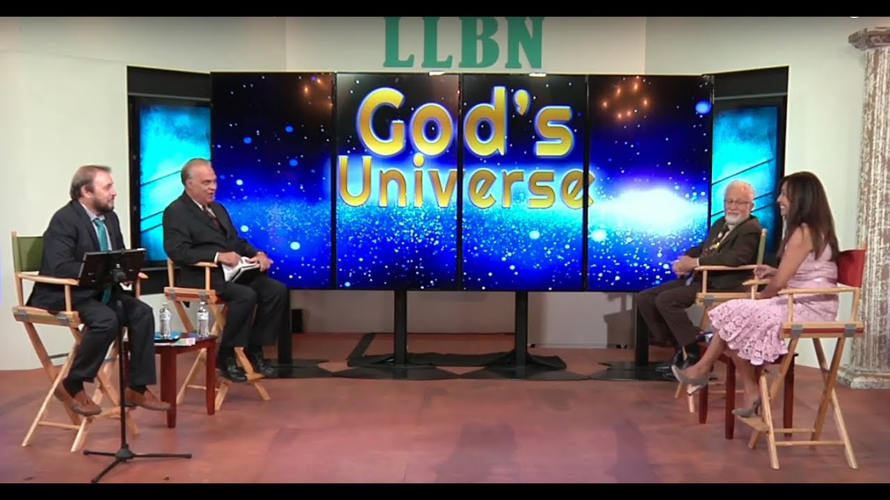 God's Universe: Part 1 - Jim Burr  and Sheila Hodgkin