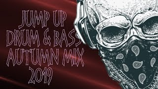 Jump up Drum & Bass Autumn Mix 2019
