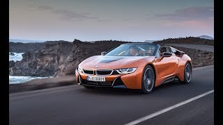 BMW i8 Roadster 2019 Car Review