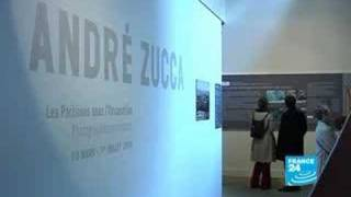 Controversial André Zucca photo exhibition in Paris