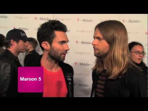 T-Mobile | Google Music Launch Party Recap