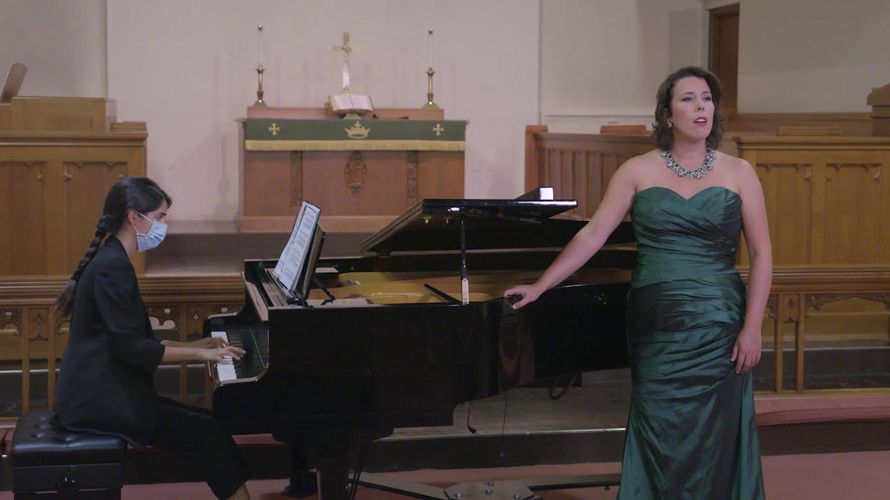 1st DMA Recital, JoAna Rusche, Mezzo-soprano