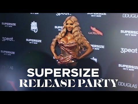 SUPERSIZE Release Party | Shirin David