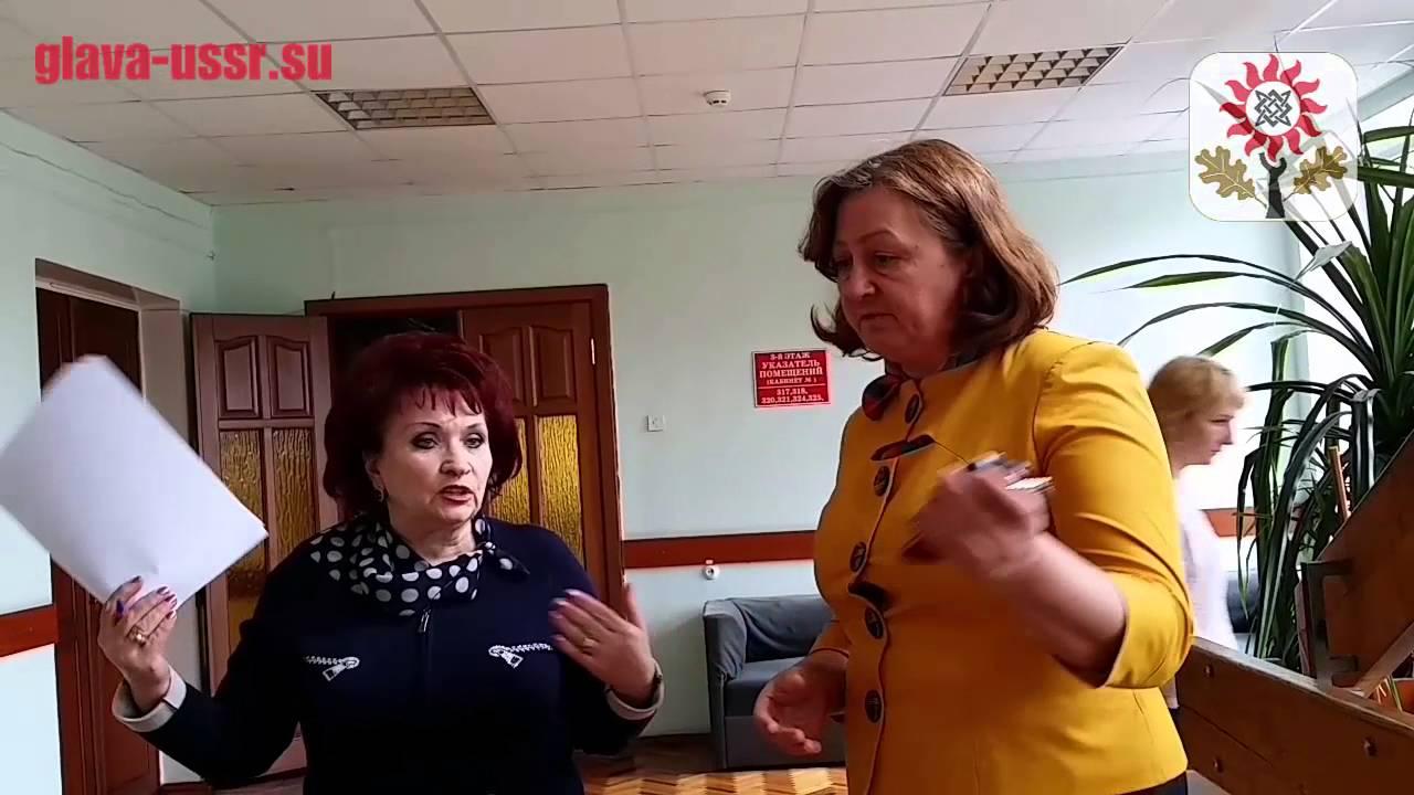 Опека РФ Курска против легальных граждан СССР