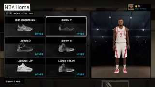 I Finally Got My Nike Shoe Deal!!! Nba 2k15 Xbox One My Career - 1 / 6