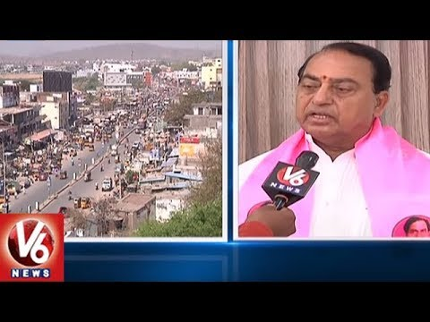 Public Report: Nirmal Assembly Constituency Political Situation | V6 News