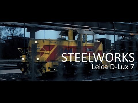 Steelworks Leica D-Lux 7 Video