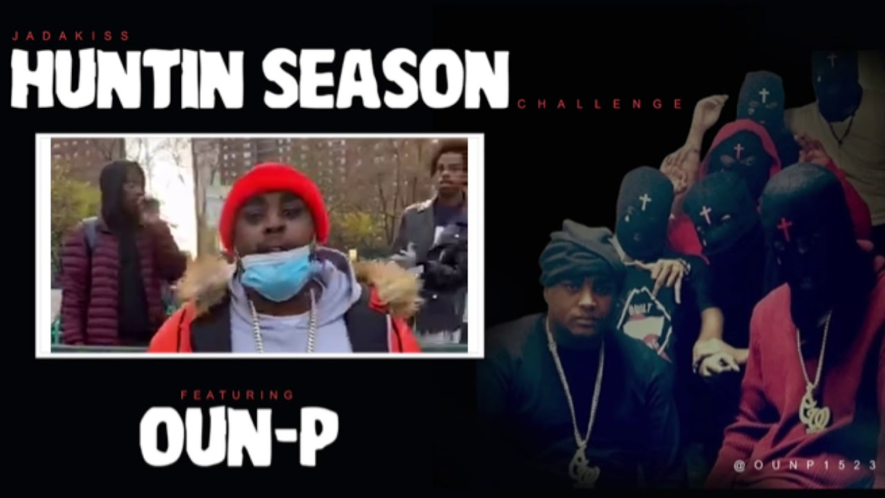 Oun-P - Huntin Season Challenge ( 2020 FREESTYLE )