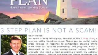 Is the XanGo 3 Step Plan a Scam?