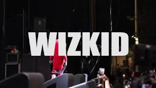 """Wizkid performs """"Soco"""" and """"Ojuelegba"""" at OneAfrica Music Fest"""