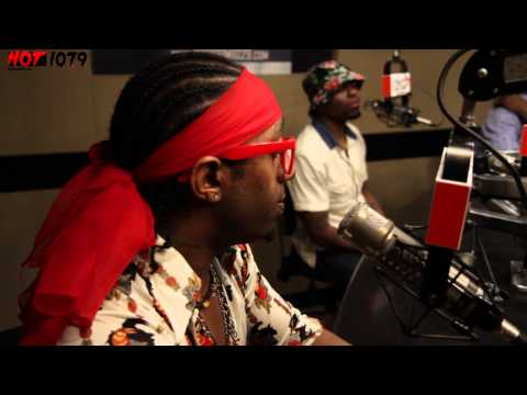 Camp Lo Talks Luchini, Coolie High And Uptown Saturday Night With B High
