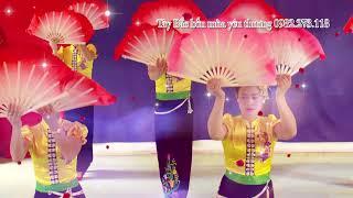 Múa thái Cánh bướm mùa xuân ĐVN bản Ái tp Sơn La