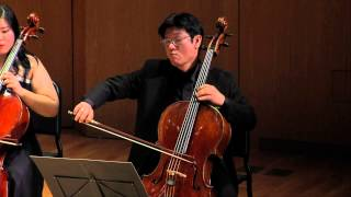 The Beatles-Yesterday for 12 cellos (Arranged by Sung-Min Ahn)