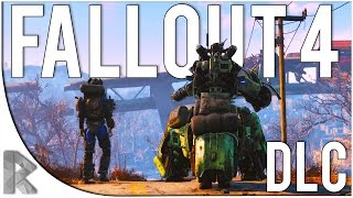 Fallout 4 Automatron DLC Gameplay - Part 1 NEW FALLOUT 4 DLC Let s Play Fallout 4 DLC Automatron