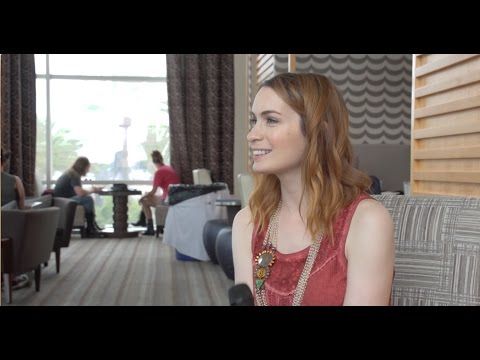 Comic-Con 2016: MST3K - Felicia Day Interview