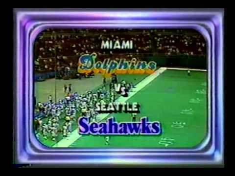 1987 NFL on NBC Intro