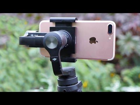 Youtuber Olmak İsteyenler İçin Kamera Sabitleyici Aparat: DJI OSMO+ ve Mobile