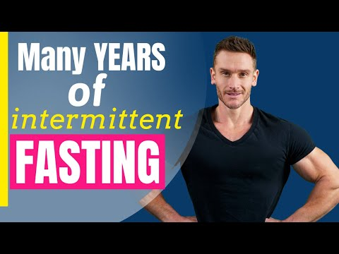This is What Intermittent Fasting LONG TERM Does to Your Body