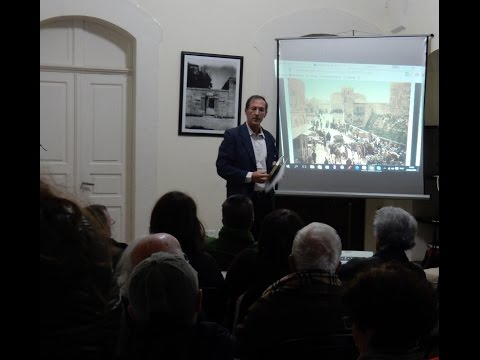 Lives in Common: Arabs and Jews in Jerusalem, Jaffa and Hebron -- Prof. Menachem Klein
