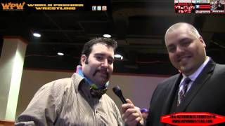 "THE ""QUINTESSENTIAL STUD MUFFIN"" JOEL GERTNER TALKS ECW"