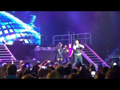 Cynthia Johnny O Dreamboy Dreamgirl   Freestyle Old School Concert Radio City June 28, 2014