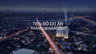 TIẾN ĐỘ THI CÔNG DỰ ÁN: HAPPY ONE - Phú Hòa tháng 08/2020
