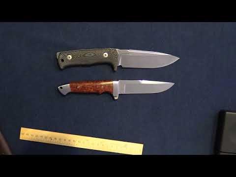 Boker Vollintegral 2.0 1674 Hunting Knife -анбоксинг,первые впечатления.