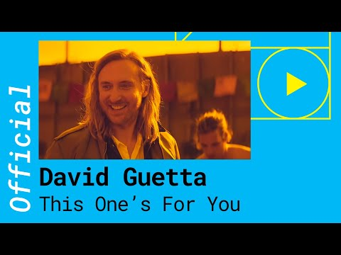 DAVID GUETTA – THIS ONE'S FOR YOU feat. Zara Larsson UEFA EURO 2016™