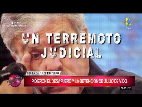 """""""Intratables"""" con Santiago del Moro (Parte 2 HD) - 17/10/17"""
