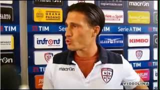La Commozione Di Fabio Pisacane Per L'esordio In A