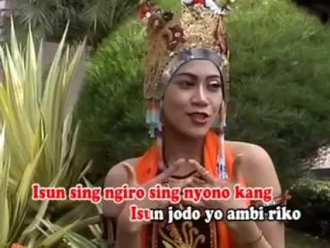 Gandrung Original  - Jodo Lewat Orari