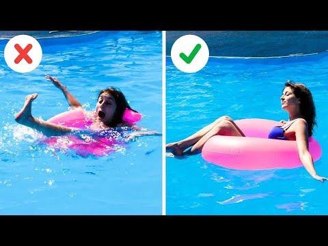25 حيلة ذكية للصيف لجعل حياتك أسهل