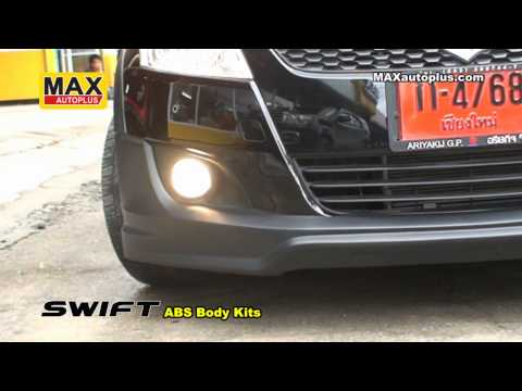 Suzuki Swift 2013 Body Kits ABS