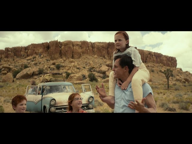 The Glass Castle - Official Trailer