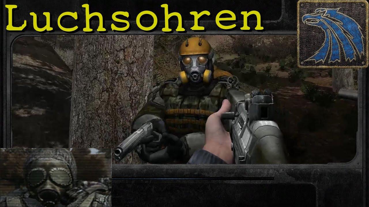 Söldnertastisch in den Roten Wald | Stalker Call of Chernobyl Mod Ironman  #025